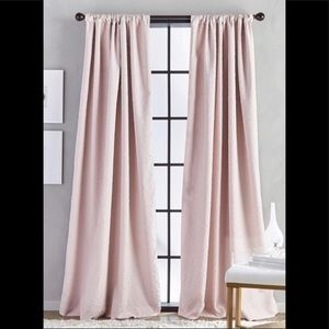 CHF Industries Bloomberg Poletop 2 Curtain Panels